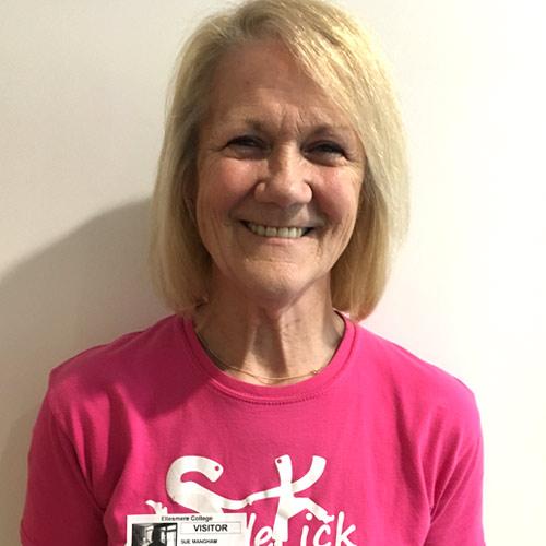 Sue Mangham Sidekick Dance
