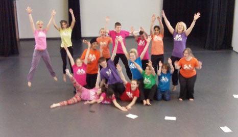 sidekick dance class